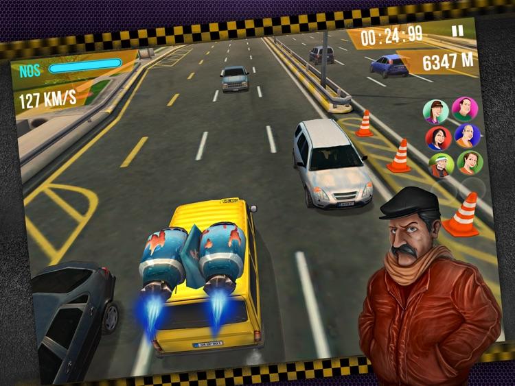 Dolmus Driver HD screenshot-4