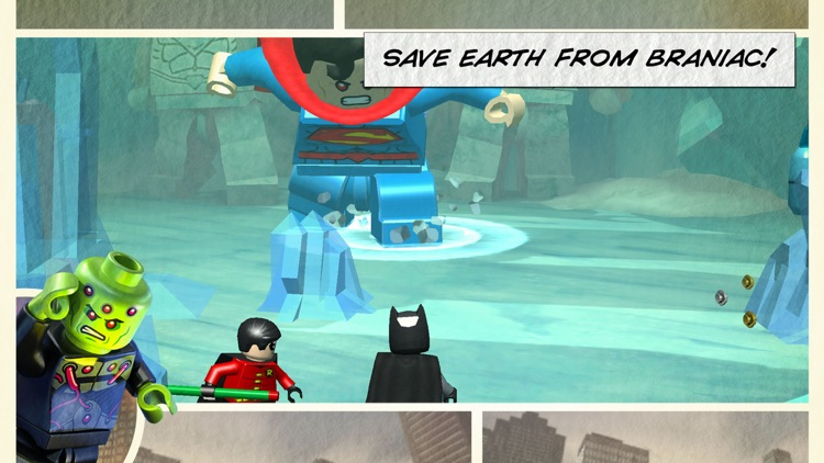 LEGO® Batman: Beyond Gotham screenshot-3