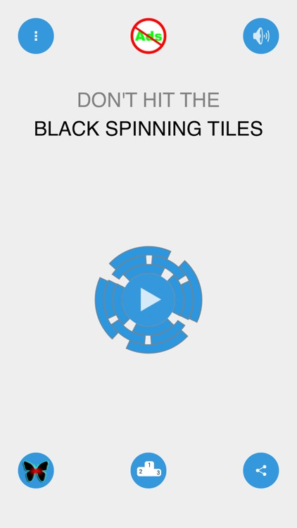 Impossible Color Tile Wheels - Don't Hit Black