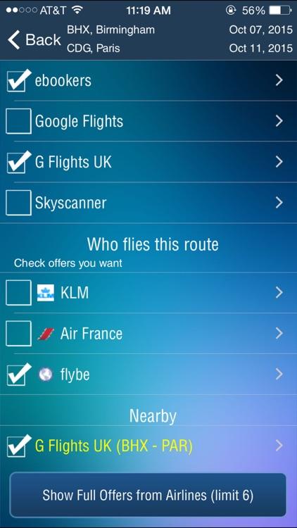 Birmingham Airport (BHX) Flight Tracker screenshot-3