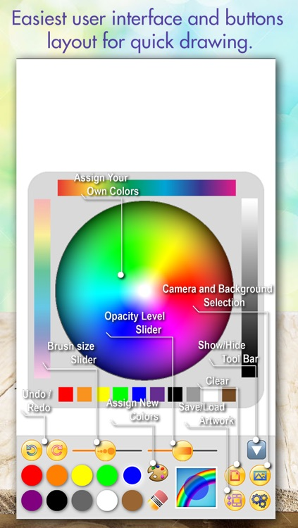 Art App - ClearPainting HD screenshot-4
