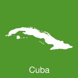 Cuba GPS Map