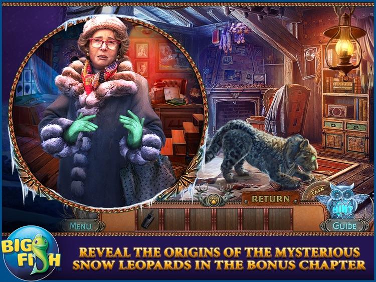 Fierce Tales: Feline Sight HD - A Hidden Objects Mystery Game screenshot-3
