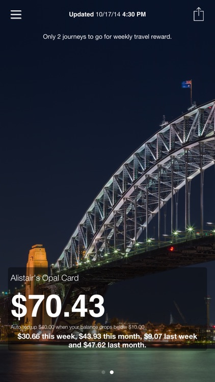 My Opal - Opal Card App screenshot-0