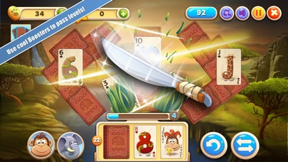 Solitaire Safari - Card GameScreenshot von 3