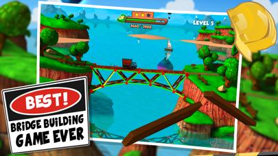 Bridge Builder Simulator - Real Road Construction Sim-0