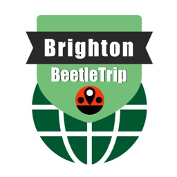 Brighton travel guide and offline city map, Beetletrip