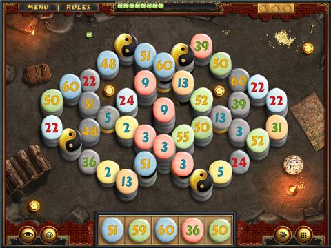 Lost Amulets: Stone Garden-ipad-1
