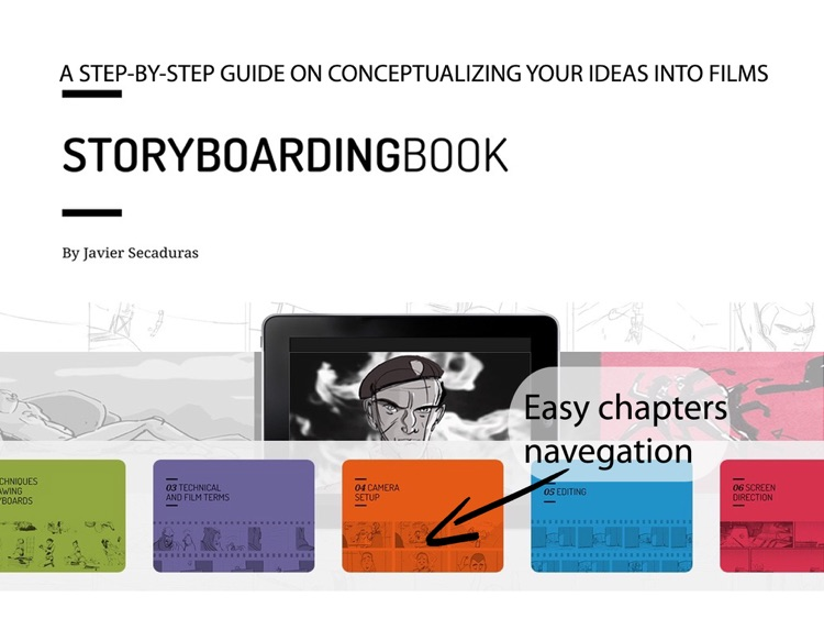 StoryboardingBook screenshot-0