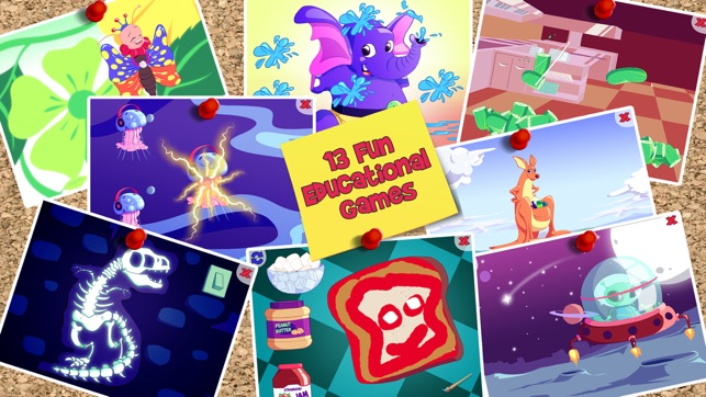 ‎Animals Flip and Mix- ABC Cognitive Learning Game for Kindergarten and Preschool Kids Screenshot