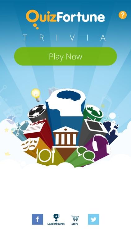 QuizFortune Trivia - The Ultimate Trivia App!