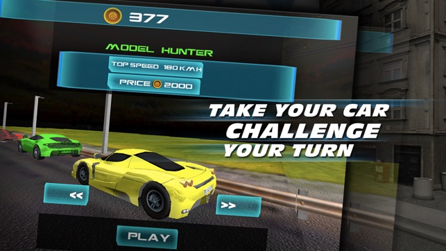 ` Most Wanted Racing 3D   Night Racer Sport Car Edition On The App Store