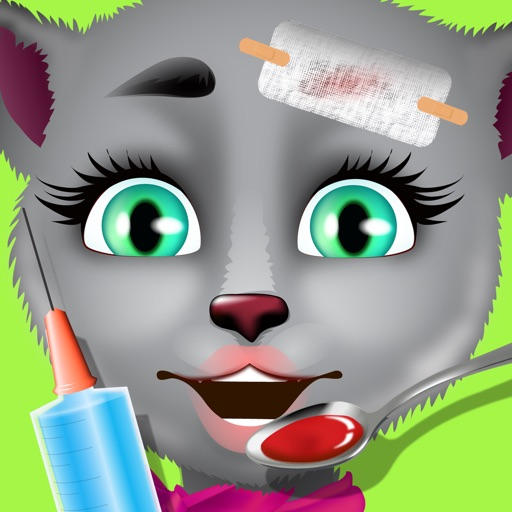 Animal Doctor - Kids Baby Pet Salon & Girls Games