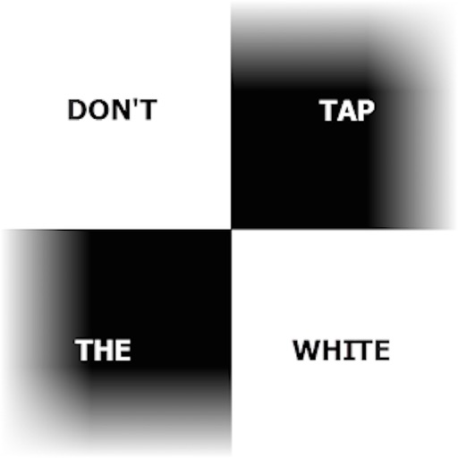 White Tile Don T Tap On It