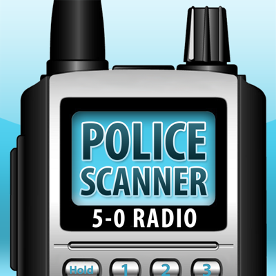5-0 Radio Pro Police Scanner (Extra Feeds) Applications