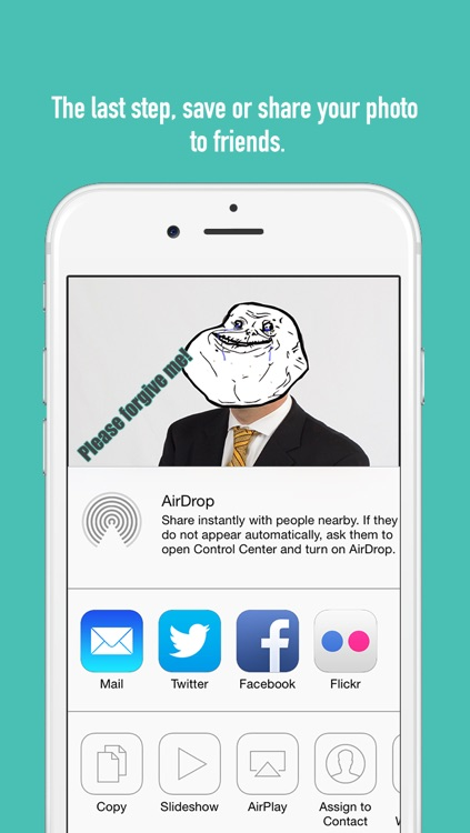 TrollBooth: Easily add troll, rage, neutral faces to your photo screenshot-3