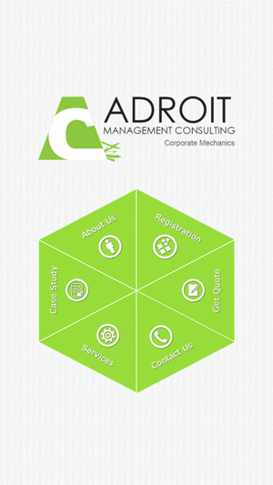 Adroit Management Consulting on the App Store