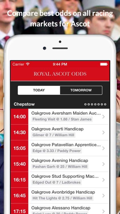 Royal Ascot Tips, Free Bets & Betting Offers screenshot-3