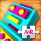 App Icon for Mis primeros Puzzles: Robots App in Mexico IOS App Store