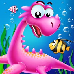 Dinosaur Park: Dino Baby Born - Kids Fun Games
