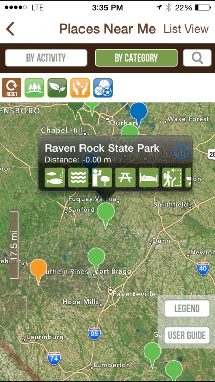 North Carolina State Parks Guide- Pocket Ranger® screenshot-3