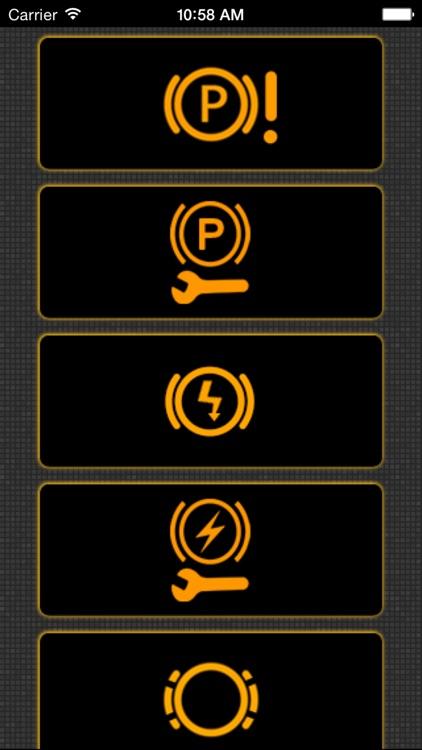 App for Volkswagen Cars - Volkswagen Warning Lights & VW Road Assistance - Car Locator screenshot-3
