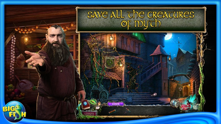 Myths of the World: Of Fiends and Fairies - A Magical Hidden Object Adventure (Full) screenshot-0