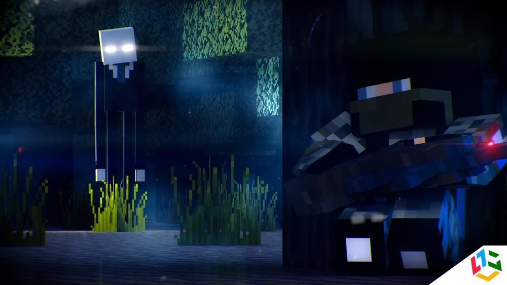 Block Slender Man 3D – Lucky Survivor Worldwide Multiplayer Edition