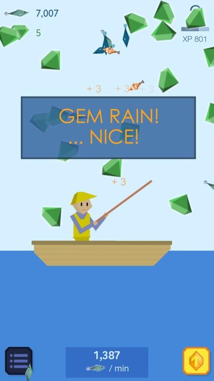Fishy Clicker - Original Incremental Idle Game about Fishing screenshot-4