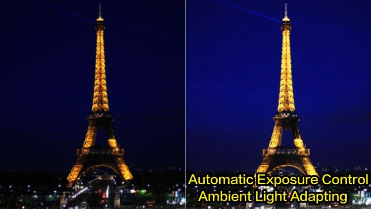 NightShot Lite - Night Shoot Artifact with Video Noise Reduction screenshot-3