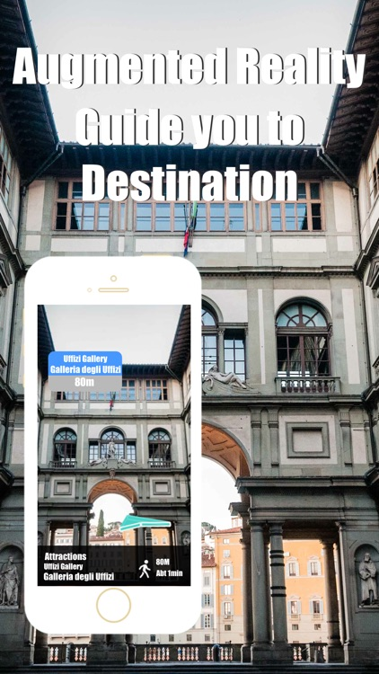 Florence travel guide and offline city map, Beetletrip Augmented Reality Florence Metro Train and Walks screenshot-1