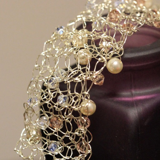 Wire Knitting Jewelry