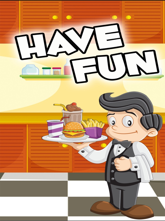 Happy Master Chef Kitchen Cooking Dash Fever Free Download