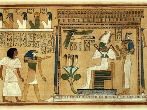 エジプトのセネト (古代エジプトのゲーム)神秘的な来世への旅のおすすめ画像5