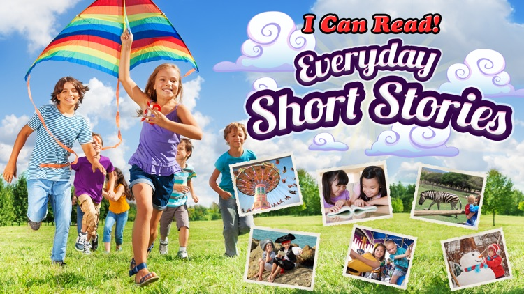 I Can Read! Everyday Short Stories for Kids