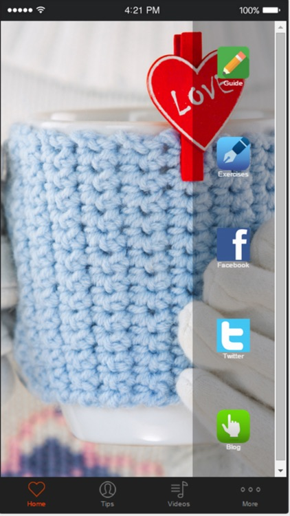 Knitting Tutorials for Beginners - Learn How to Knit Easily screenshot-0