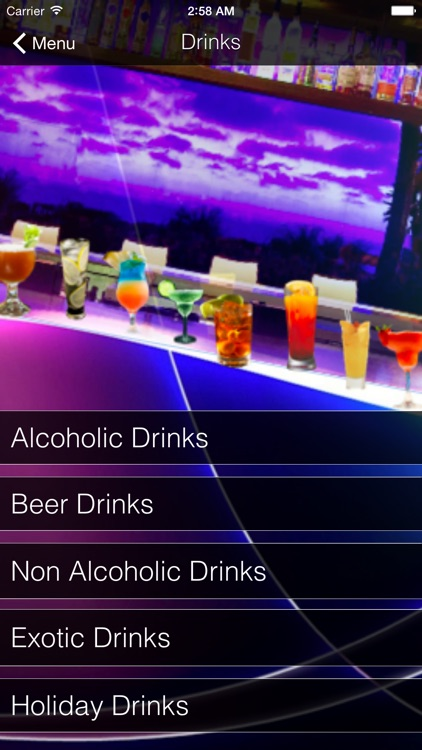 Bebidas & Drinks screenshot-0