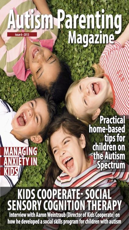 Autism Parenting Magazine screenshot-4