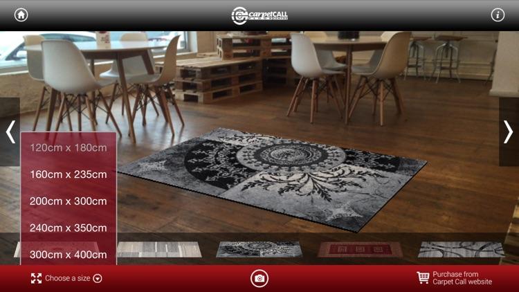 Carpet Call Rug Visualiser screenshot-3