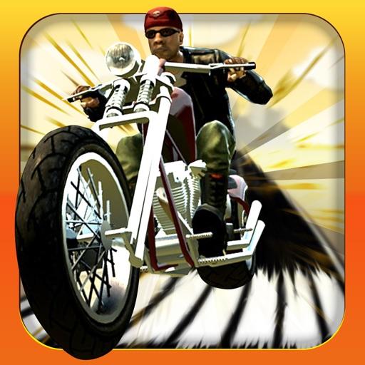 Chopper Dude - Free Bike Race Game