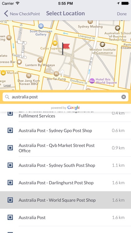 CheckPoint: Location-based Reminders screenshot-3