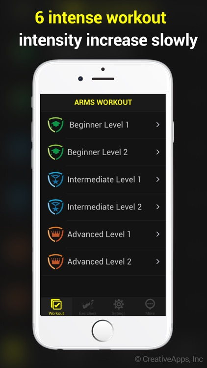30 Day Toned Arms Trainer Pro