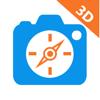 CamCom3D: Camera+Compass+3D