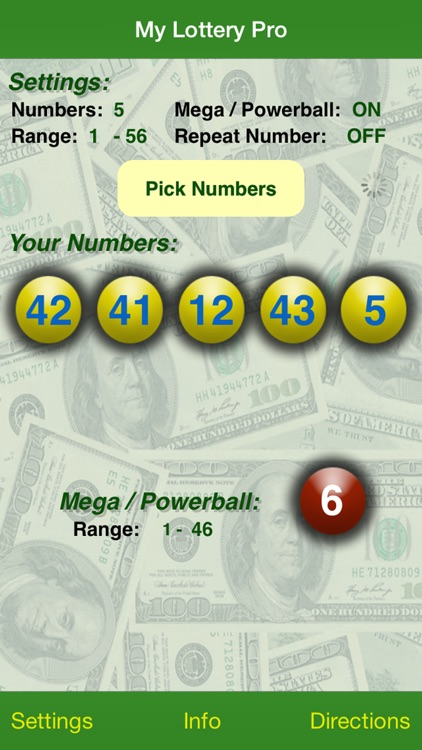 My Lottery Pro screenshot-2