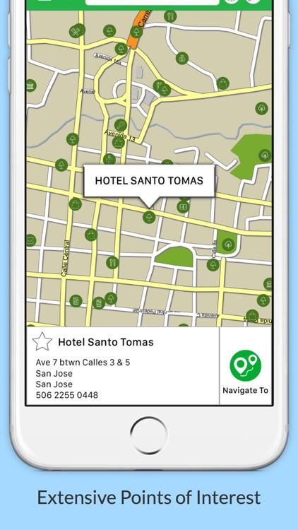 Haiti GPS Map Navigator