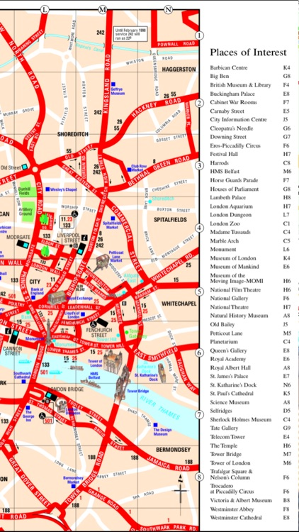 London city guide offline with underground train pass maps screenshot-3