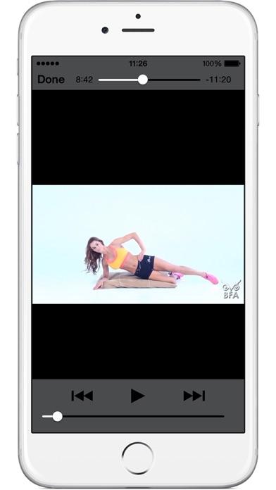 Bikini Abs – Frauen Bauchübungen für eine straffe MitteScreenshot von 2