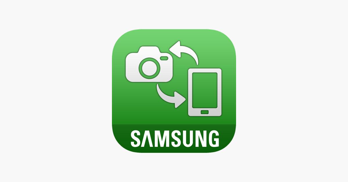 mobile link app for samsung camera