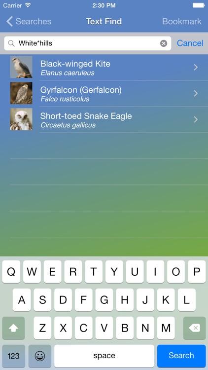Pocket Guide UK Birds of Prey screenshot-3