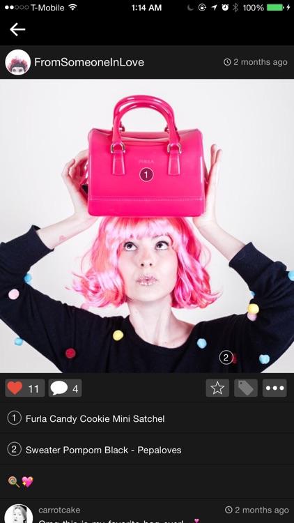 FashionTap - Fashion Social Network